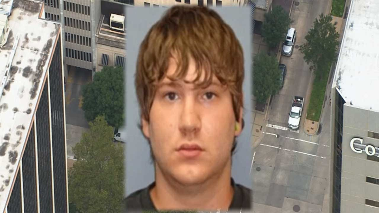 Man Convicted In Attempted Bombing Case At Downtown OKC Bank