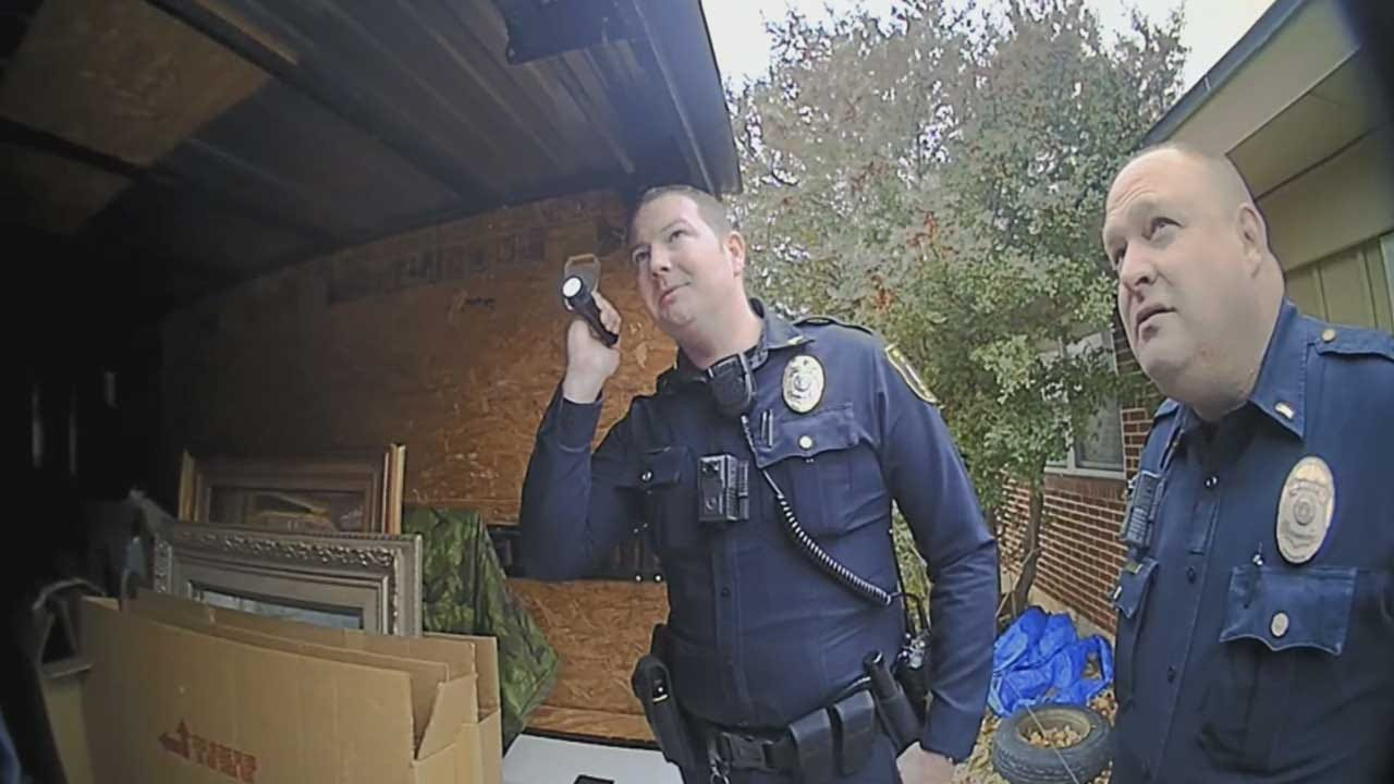 Moore Police Investigating String Of Storage Unit Thefts