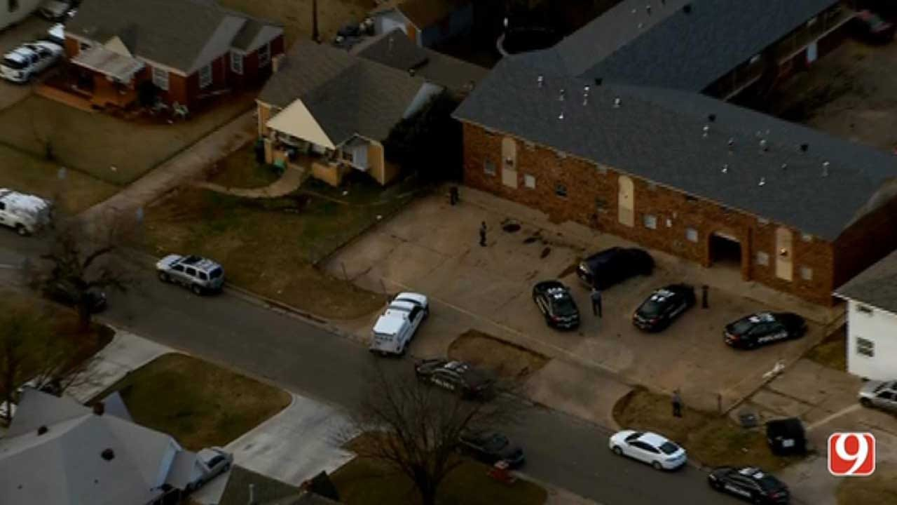OKC Police Investigating After Fatal Stabbing