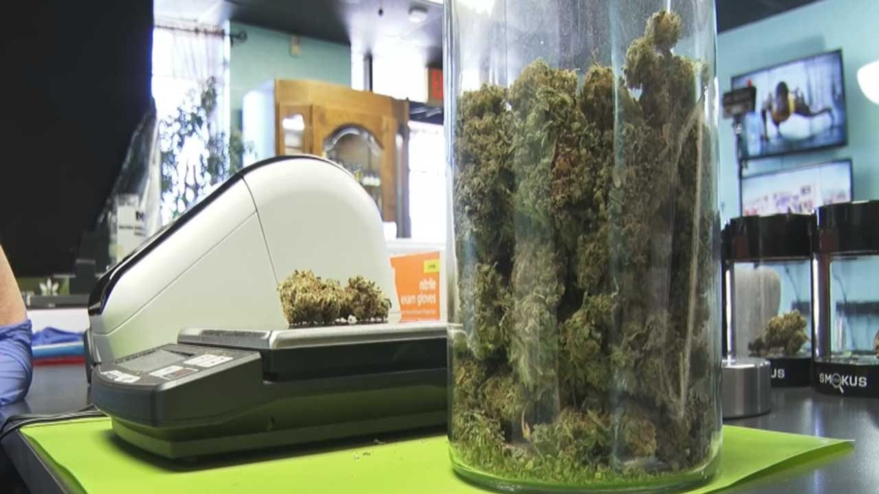 Backers Of Medical Marijuana Protesting Proposed 'Unity Bill' Rules