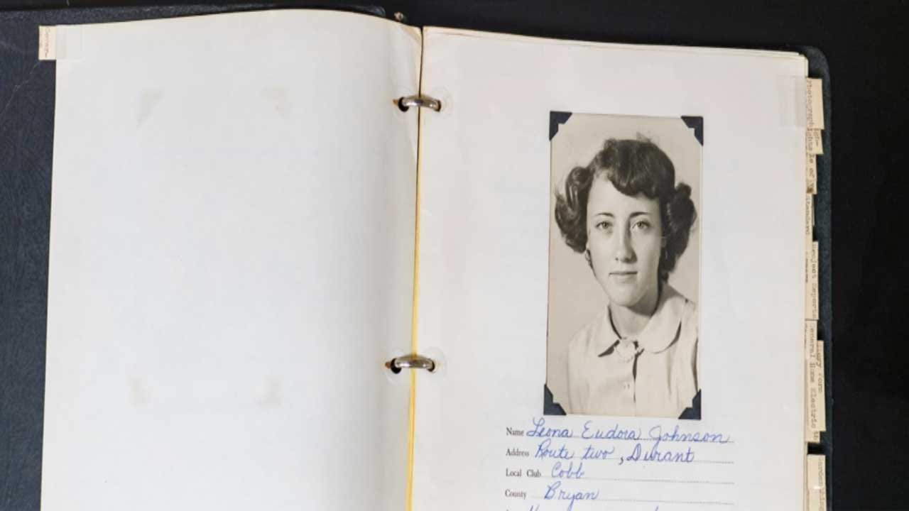 Woman Reunited With Record Book More Than 60 Years Later