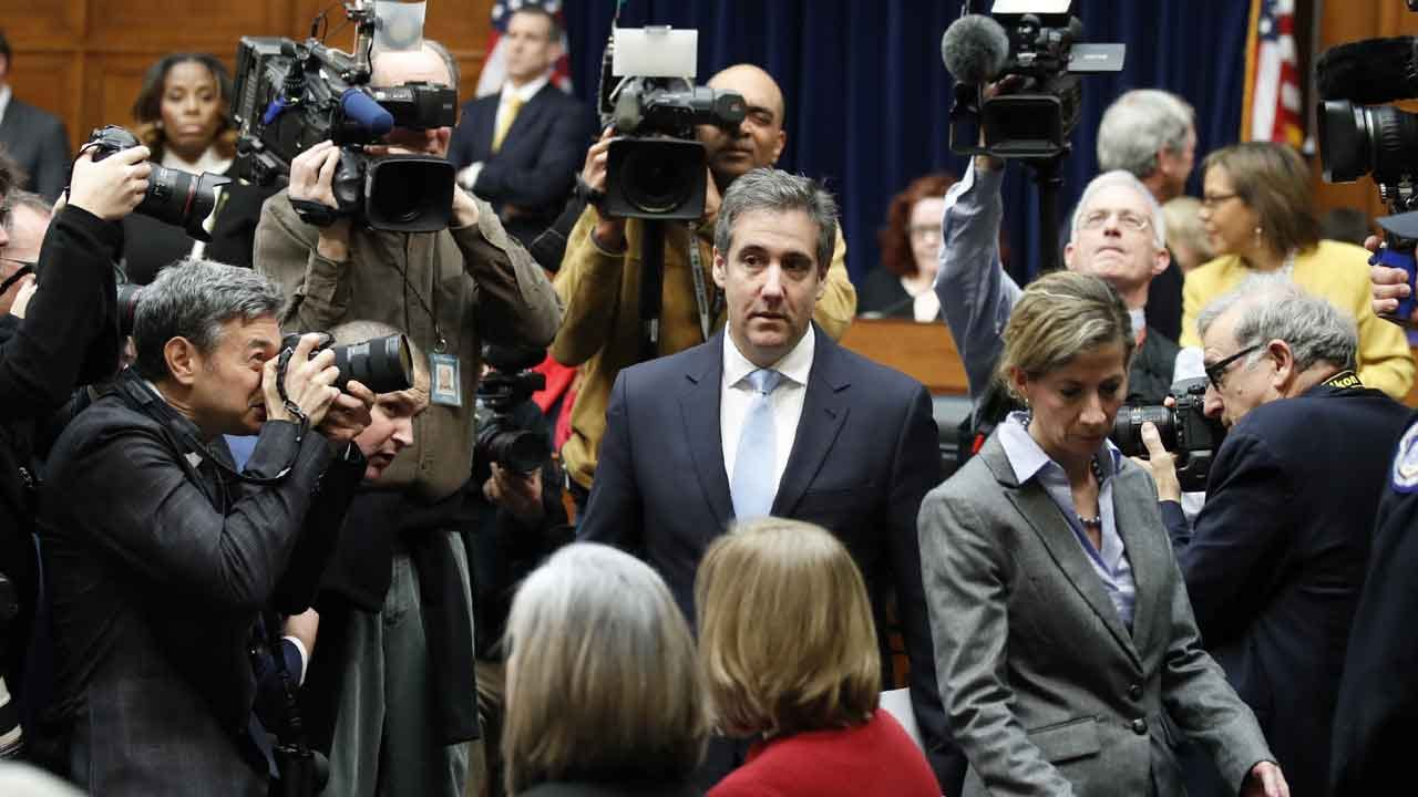 Trump Is A 'Racist' & 'Conman,' Cohen To Testify