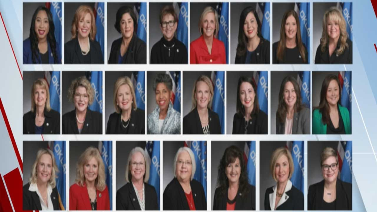 Record Number Of Women In Oklahoma Legislature Form Women's Caucus