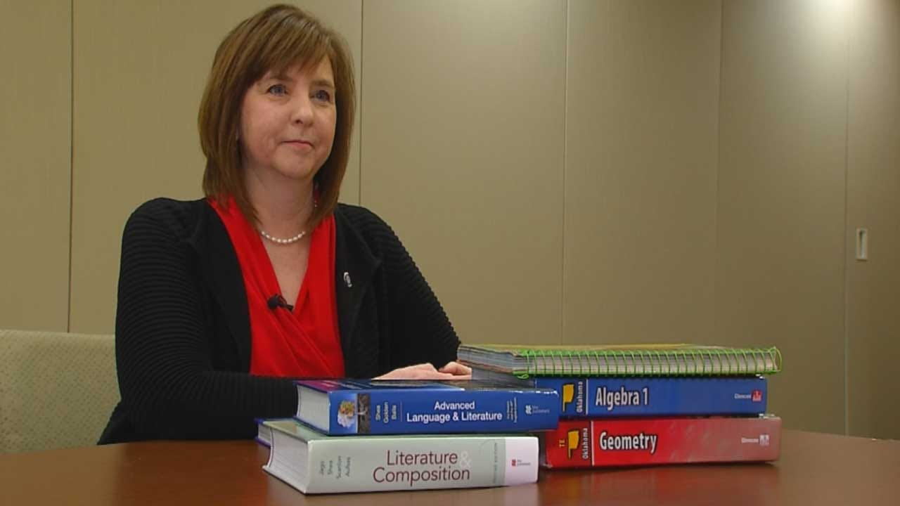 Former Oklahoma Educator Drafts Bill To Give Districts More Money For Textbooks