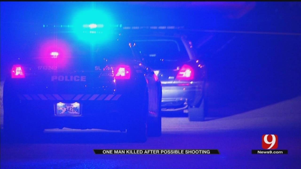 Homicide: 1 Man Found Dead In OKC, Police Investigating