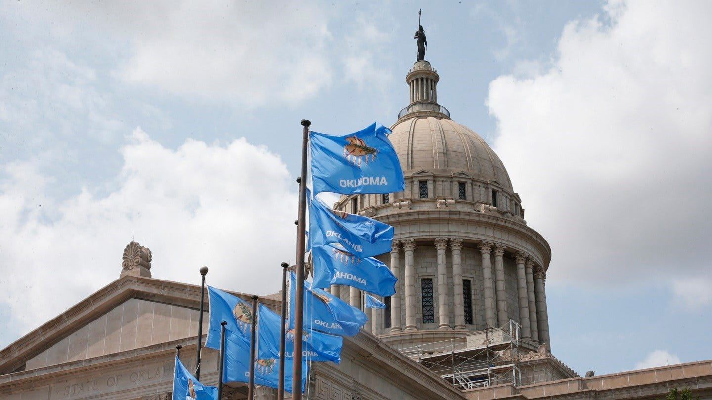 Breakdown: More Than 300 Laws Go Into Effect In Oklahoma Starting November 1