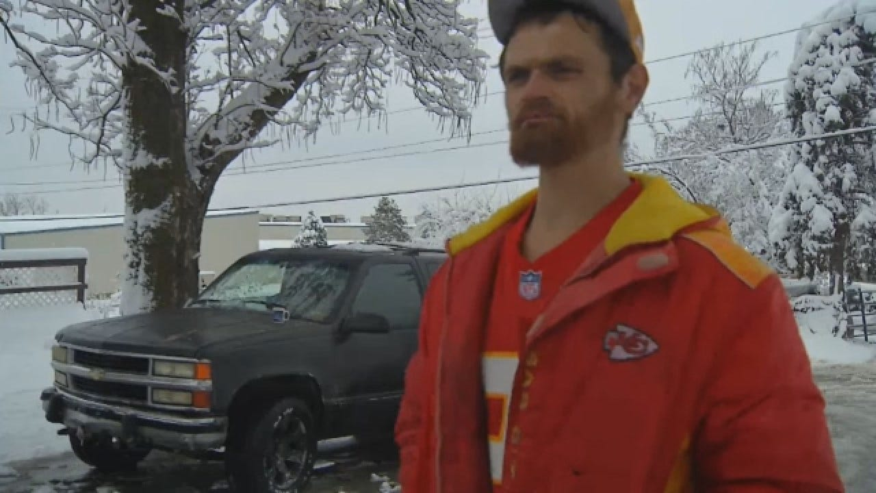 Chiefs Offensive Lineman Jeff Allen To Give AFC Championship Tickets To Man Who Helped Him