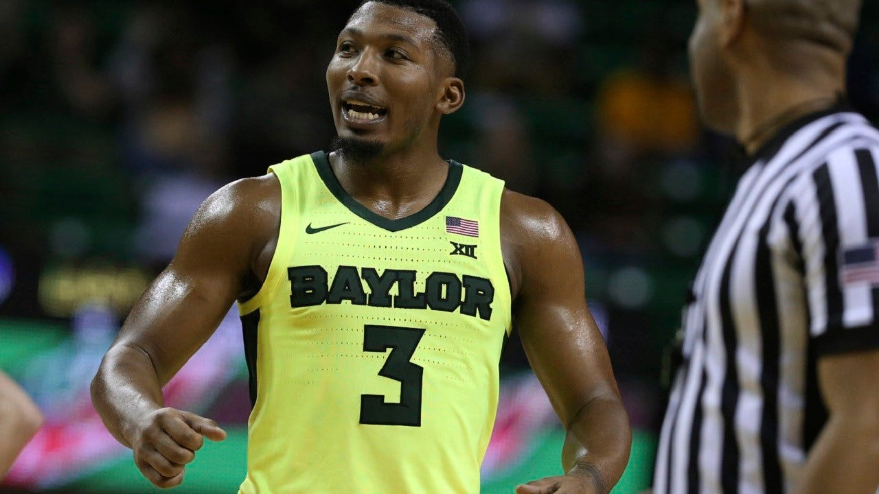 McClure Scores 29 To Help Baylor Beat Oklahoma State 73-69