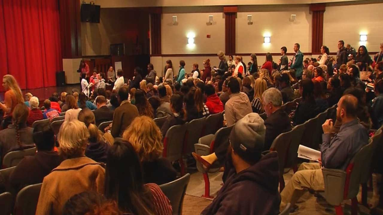 OKCPS Hears From Parents In First Community Meeting On 'Pathway To Greatness'
