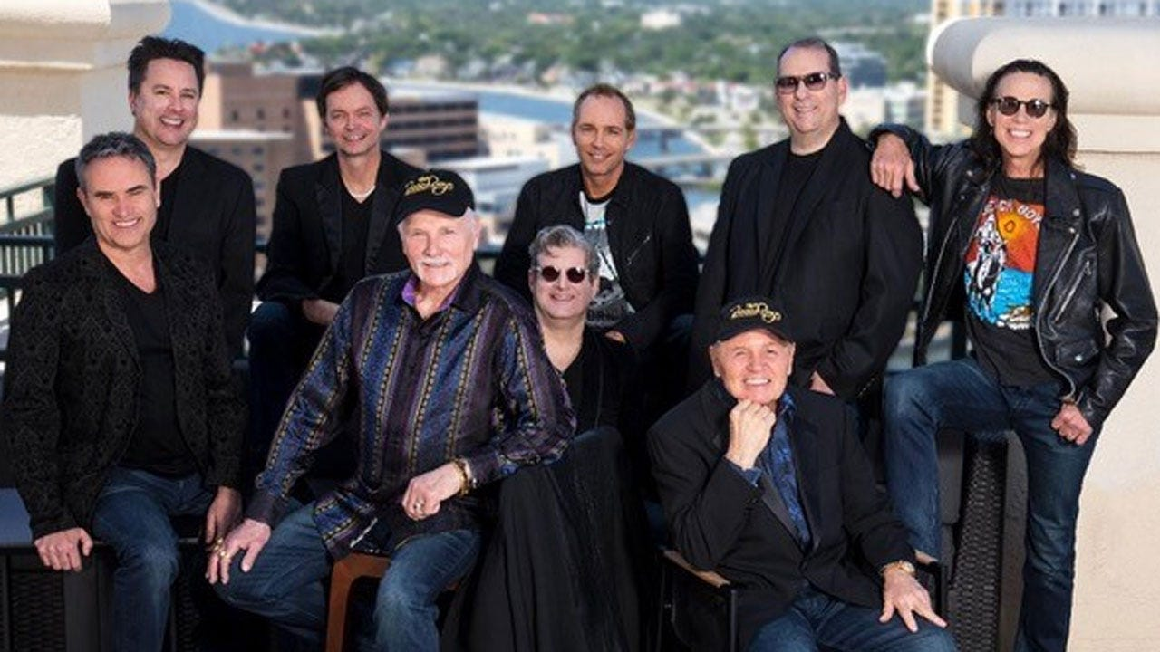 Beach Boys To Perform In OKC Concert Benefiting Regional Food Bank, Leukemia & Lymphoma Society