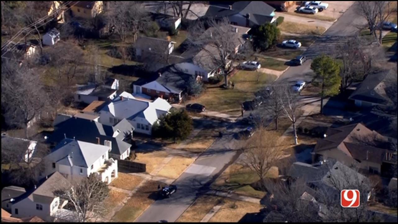 1 Hospitalized After NW OKC Shooting