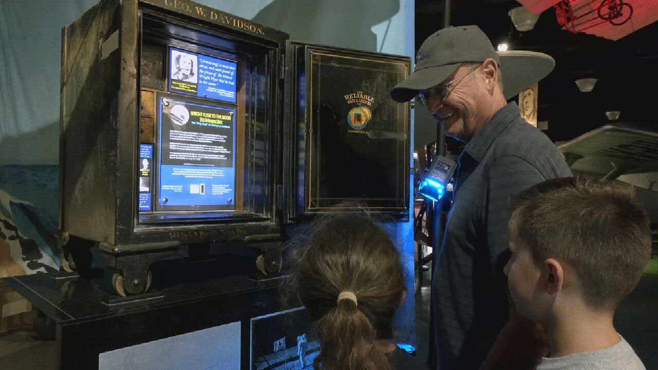 Stafford Air And Space Museum Welcomes Apollo 11 Artifacts Ahead Of 50th Anniversary
