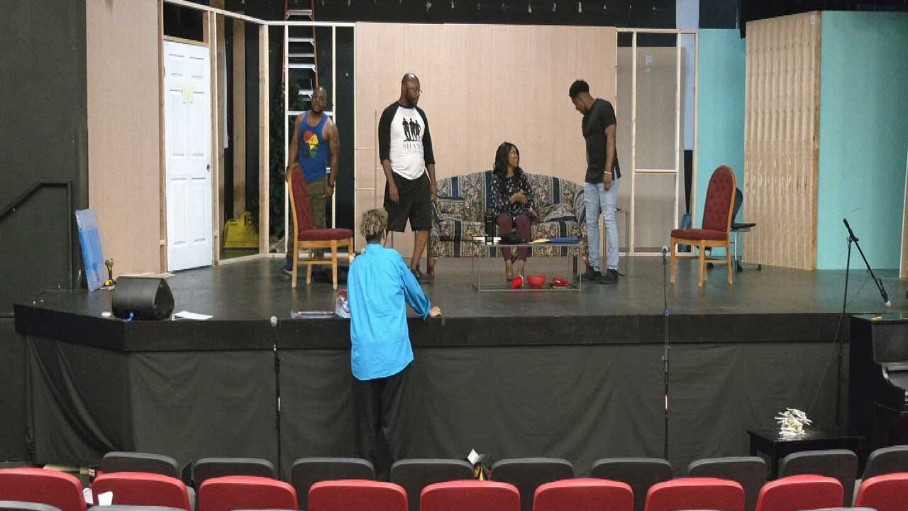 United Voice: New Production House Gives Black Artists Space To Create