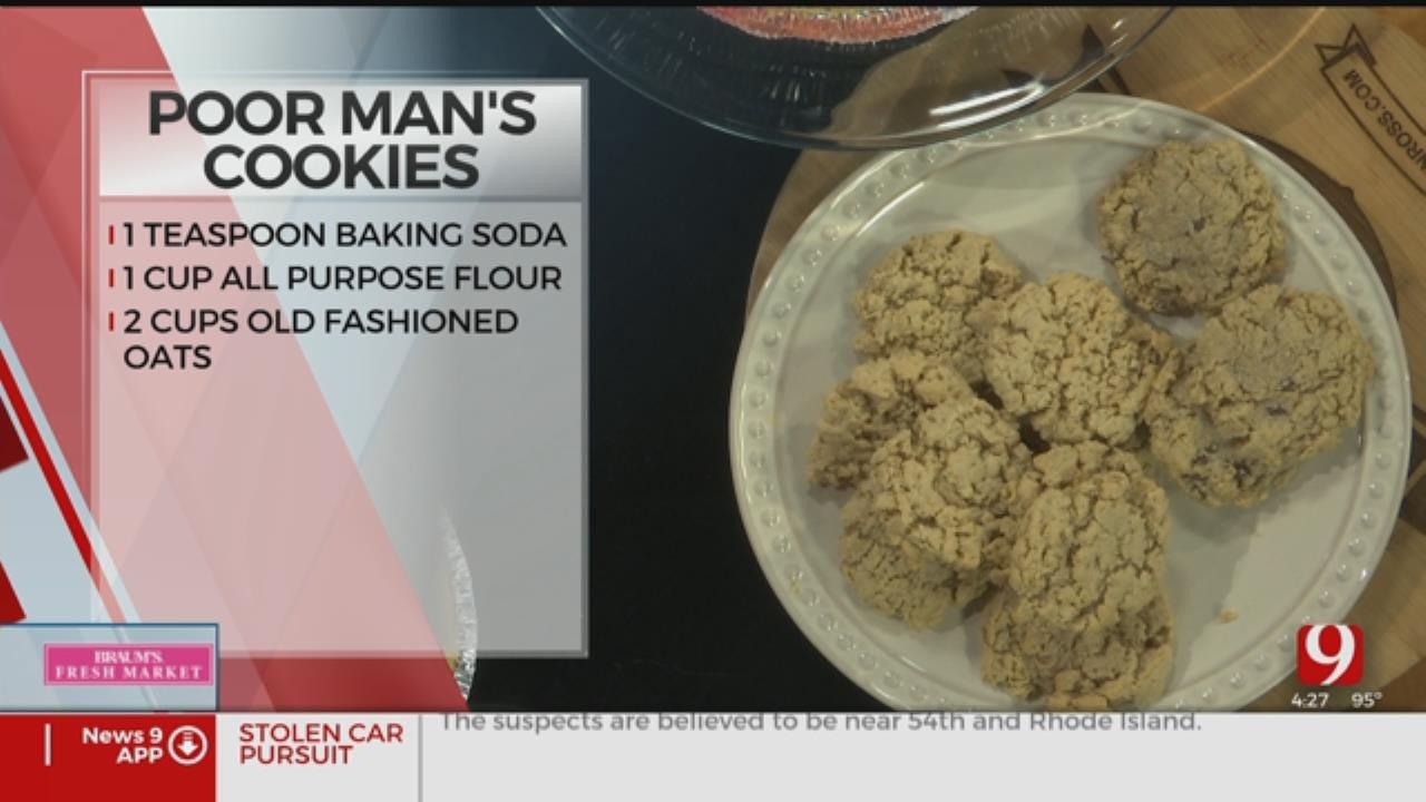 Poor Man's Cookies