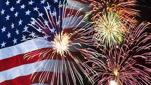 Where To Watch 4th Of July Fireworks Celebrations In Oklahoma City