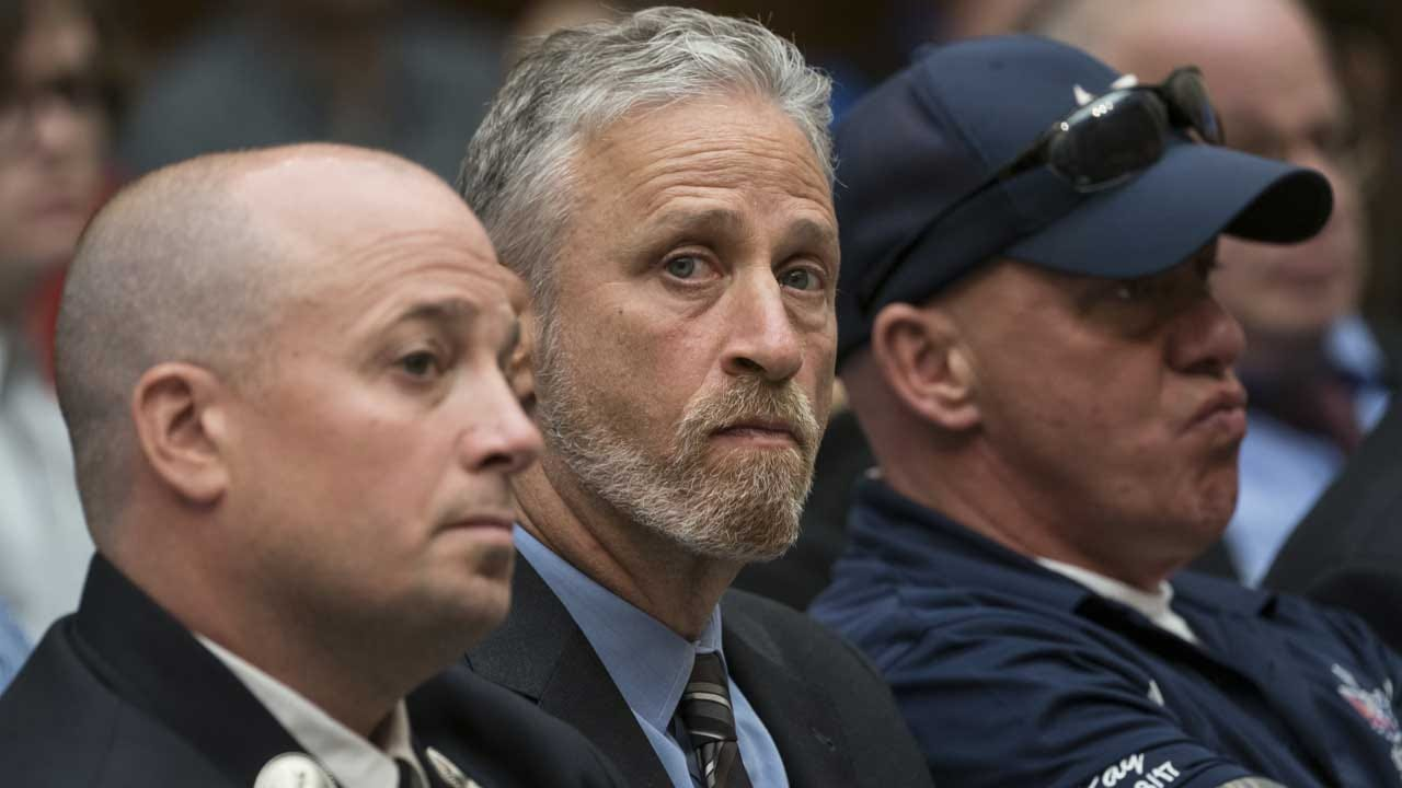 Jon Stewart Lashes Out At Hearing On 9/11 Responders Bill: 'You Should Be Ashamed Of Yourselves'