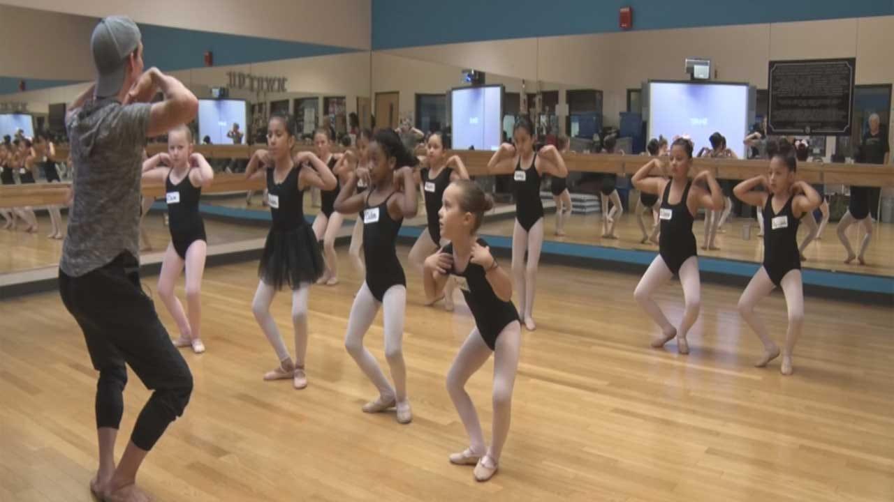United Voice: OKC Ballet Develops The Next Generation Of Dancers Through Project Plie