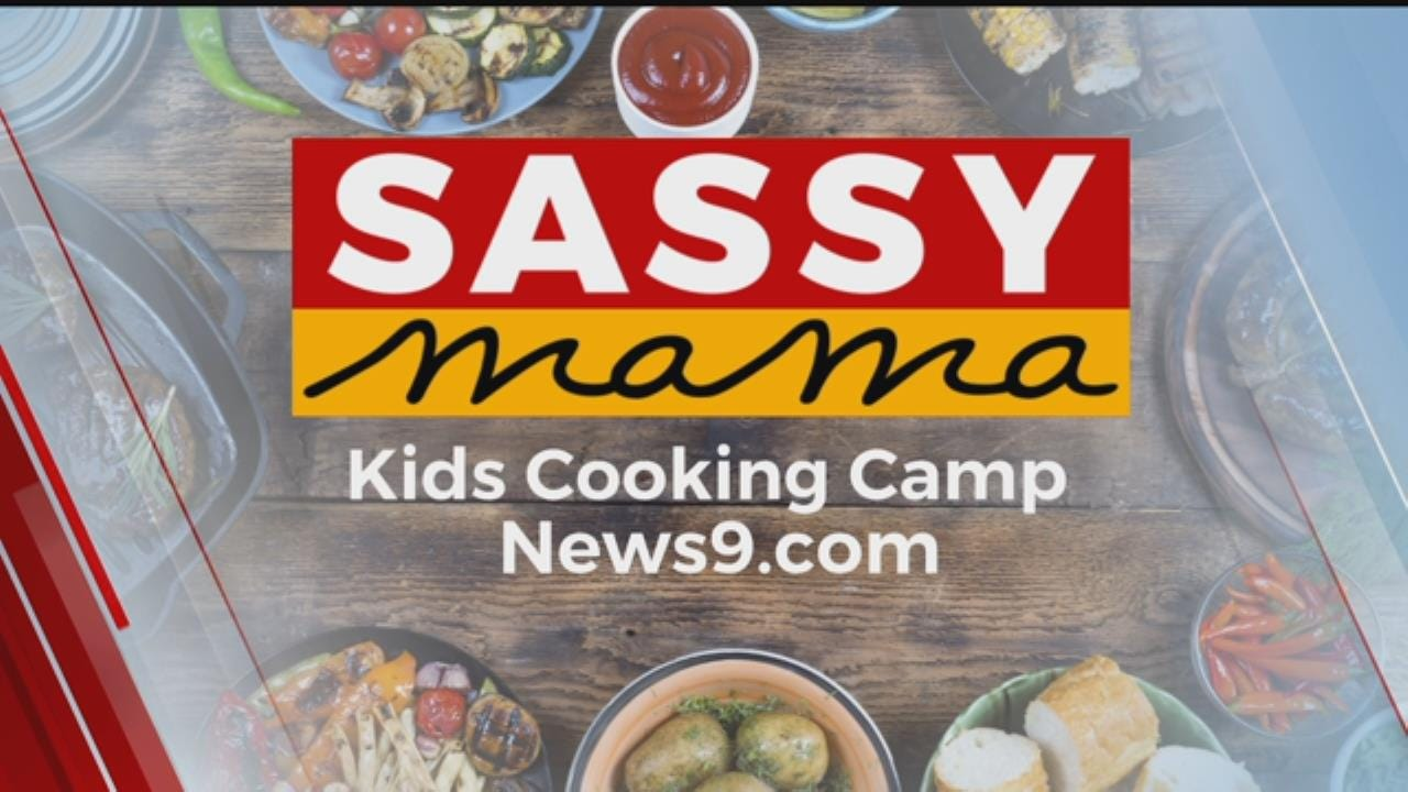 Kids' Cooking Camp 101