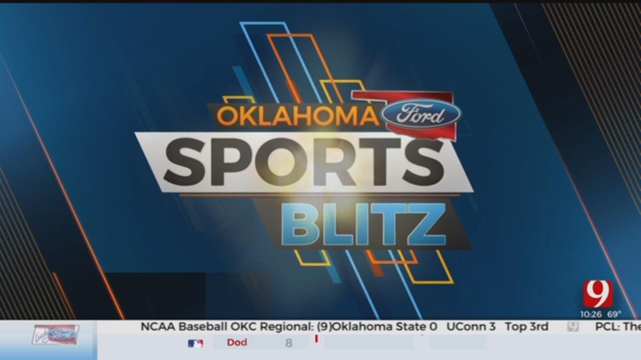 Oklahoma Ford Sports Blitz June 2