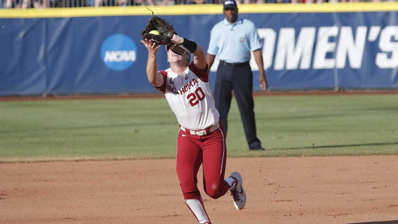 WCWS: OU Loses Game 1 After UCLA Hits 4 Home Runs, Wins 16-3