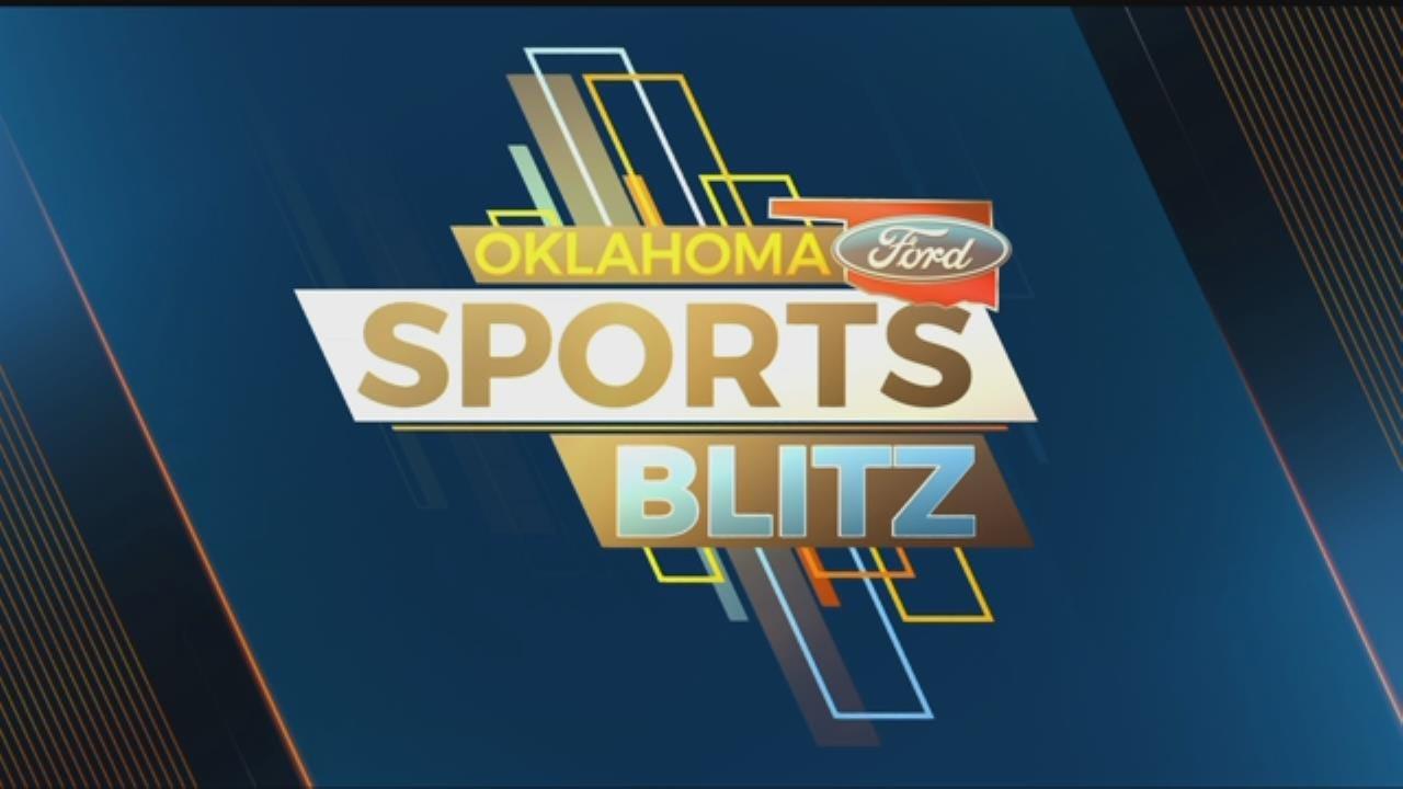 Oklahoma Ford Sports Blitz March 10