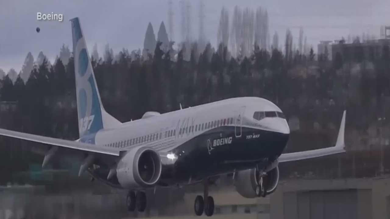 Traveler Demands To Get Off 737 Max Airplane