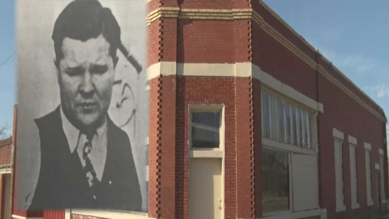 United Voice: Boley Restoration Project Will Highlight Ties To Pretty Boy Floyd Gang