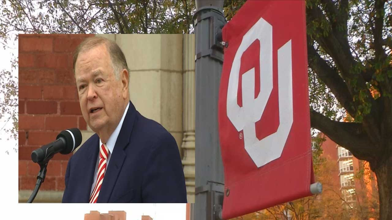 Special Counsel Appointed To Boren, Hall Investigation