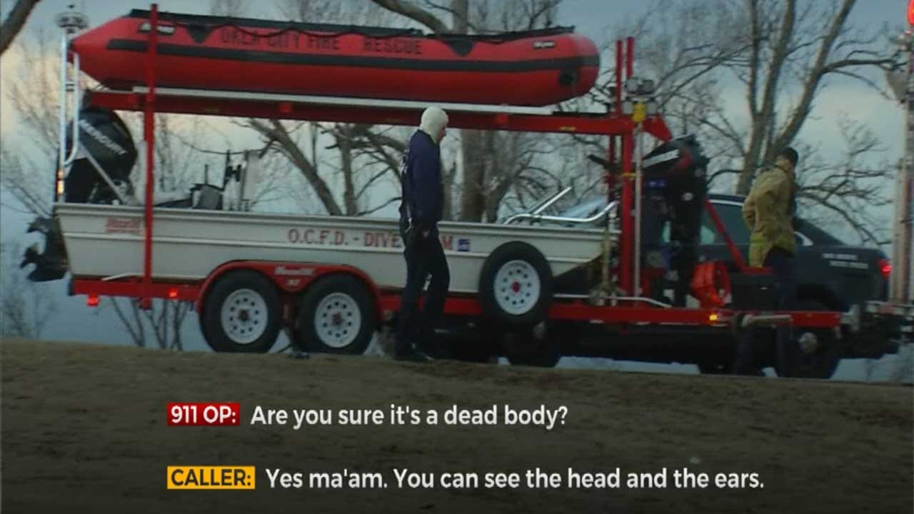 911 Calls Reveal New Details After 2 Bodies Discovered At Lake Overholser