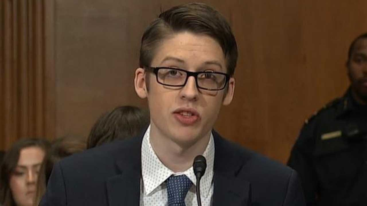 Teen Who Defied Mother By Getting Vaccinated Testifies Before Congress