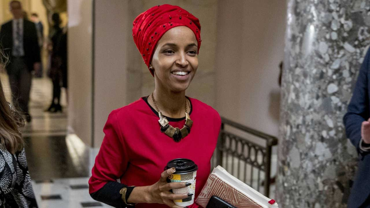 Omar's Israel Remarks Expose Democrats' Simmering Divisions