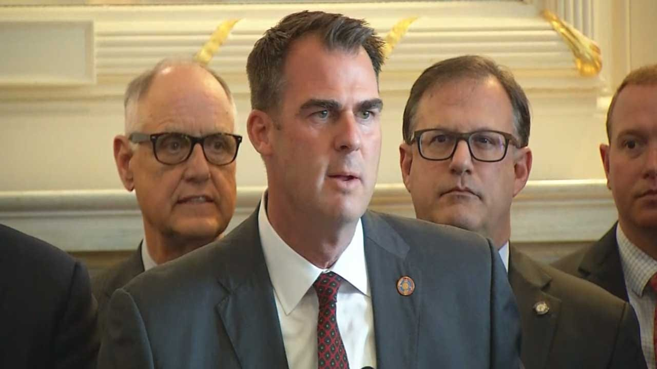 Governor Stitt To Stop In Lawton For Top Ten Cabinet Tour