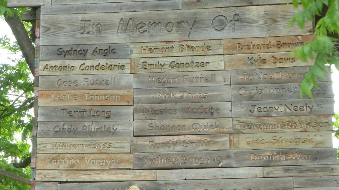 Treehouse Honoring Moore Tornado Victims To Be Taken Down