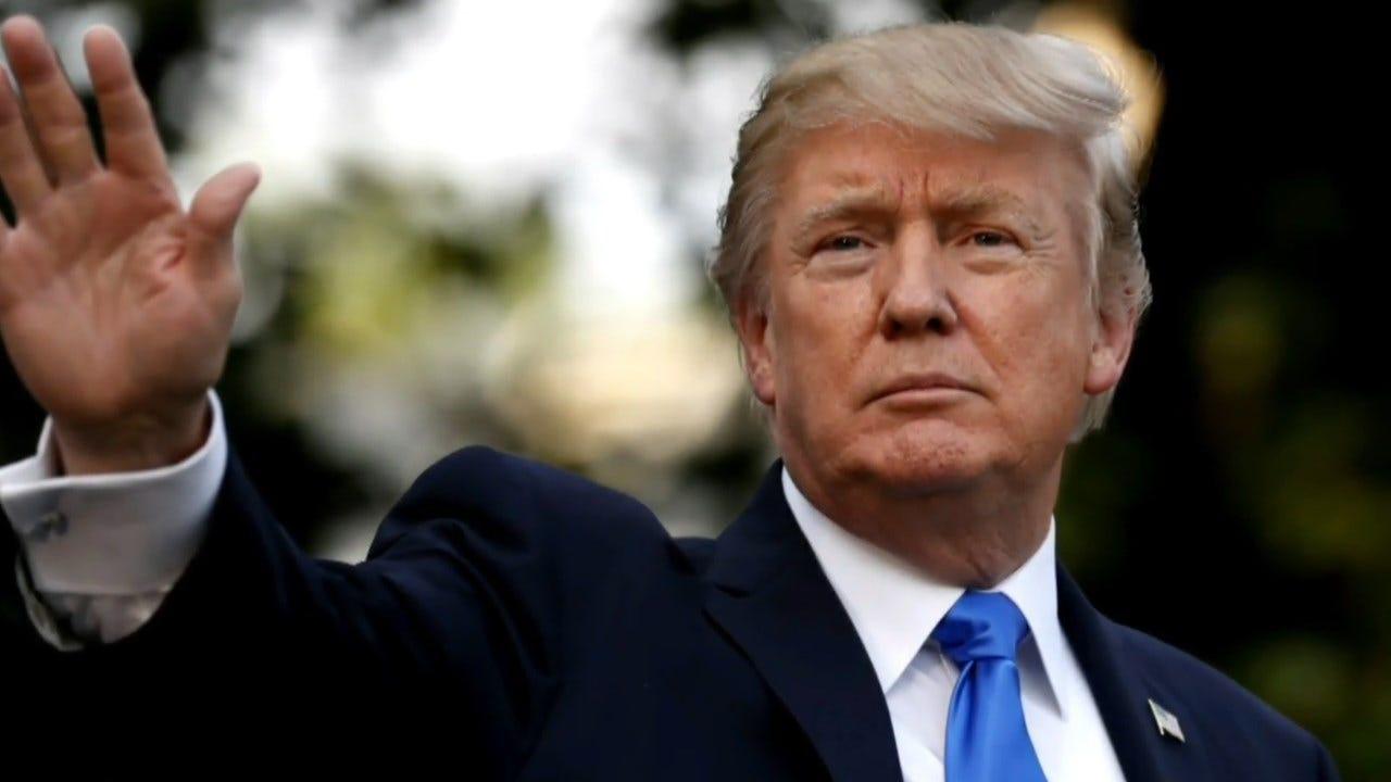 Trump's Weekend Tweets On Abortion Aimed At Toning Down Debate