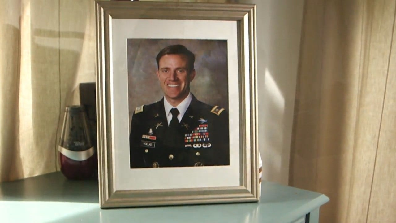 Spouses Of Fallen Service Members Lobby To Eliminate 'Widow's Tax'
