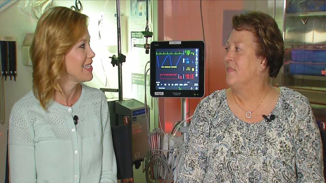 Former Reporter And May 3 Tornado Victim Reunite 20 Years Later