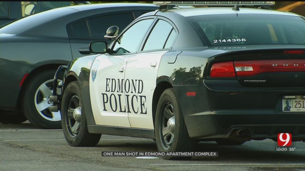 16-Year-Old Arrested, Accused Of Making Shooting Threat Against Edmond School