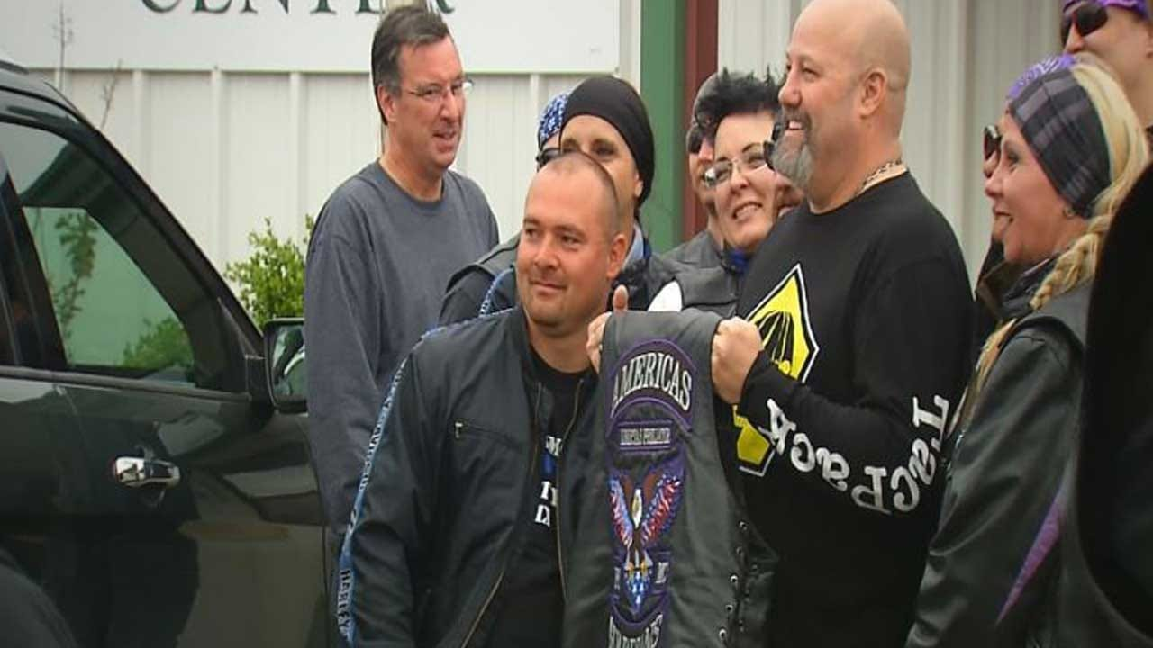 Several Biker Charities Support Amber Assistant Police Chief