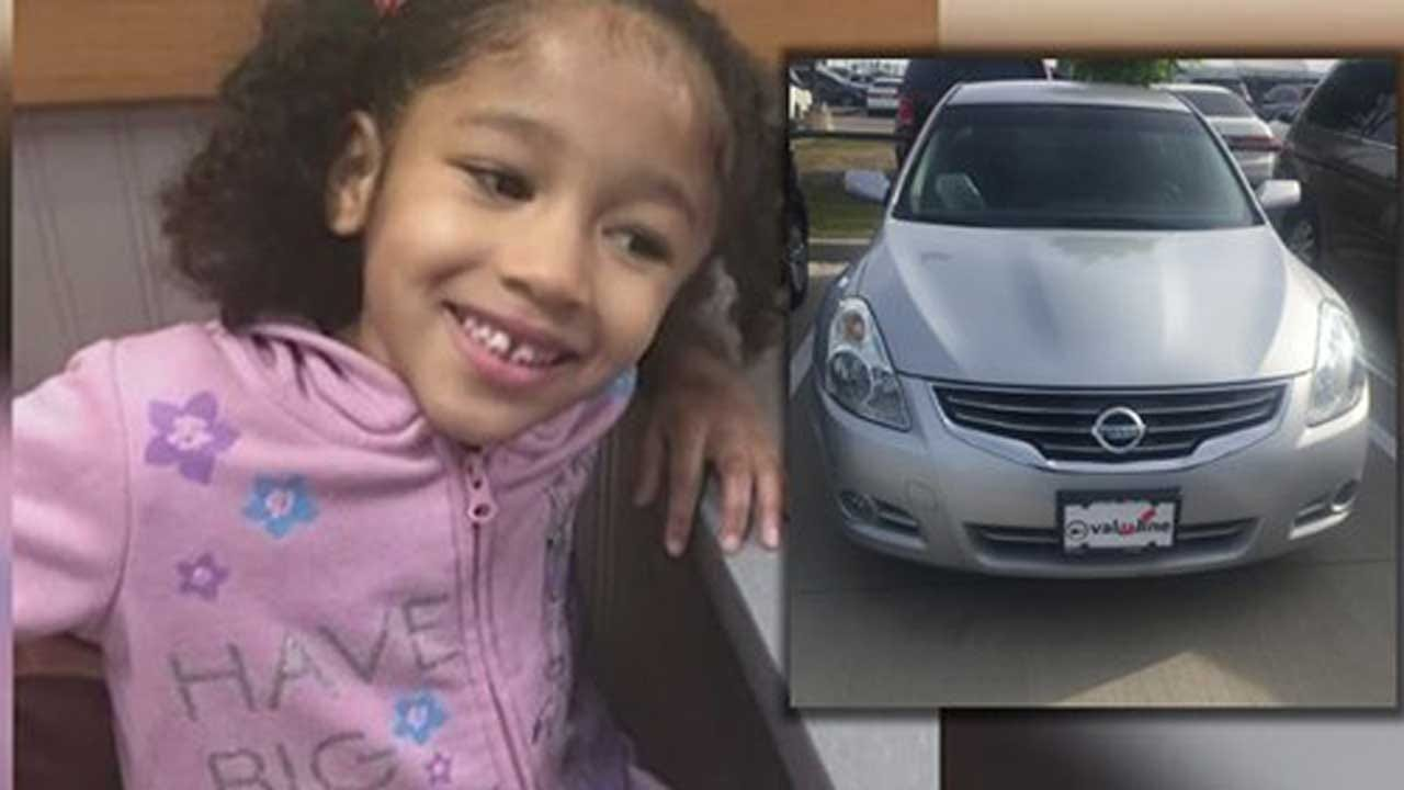 Car Reported Stolen In Case Of Missing Texas Girl Found
