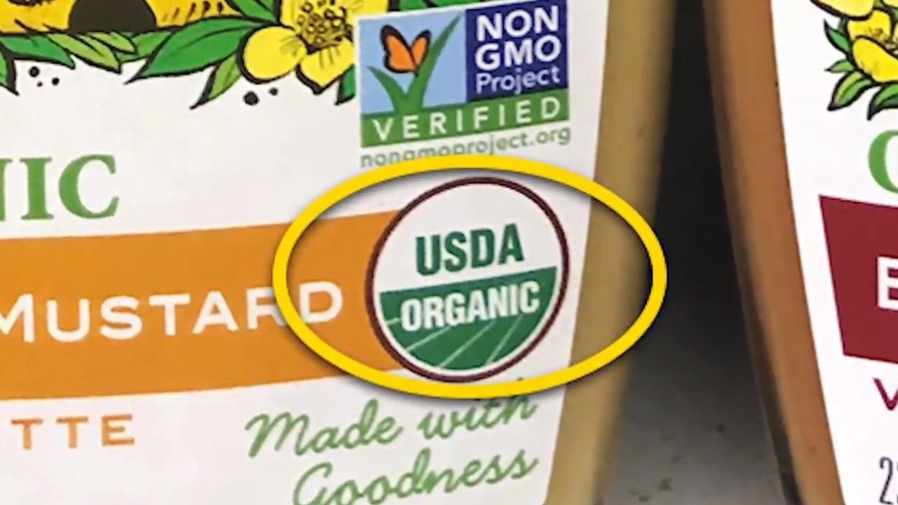 Consumer Labels On Food Do Not Always Mean What Consumers Think