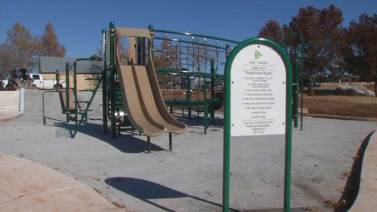 Construction Costs Force Cutbacks To OKC Park Projects