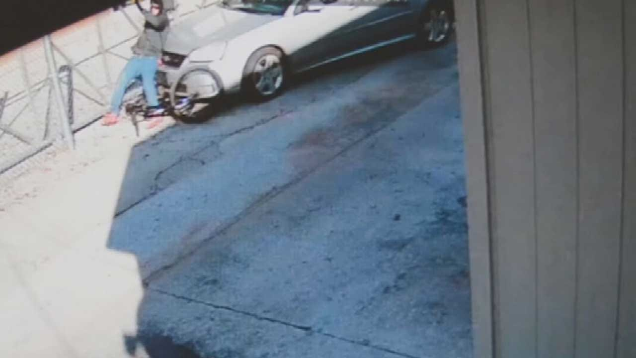 Caught On Camera: Man Hit By Car During Alleged Drug Deal Gone Wrong In Edmond