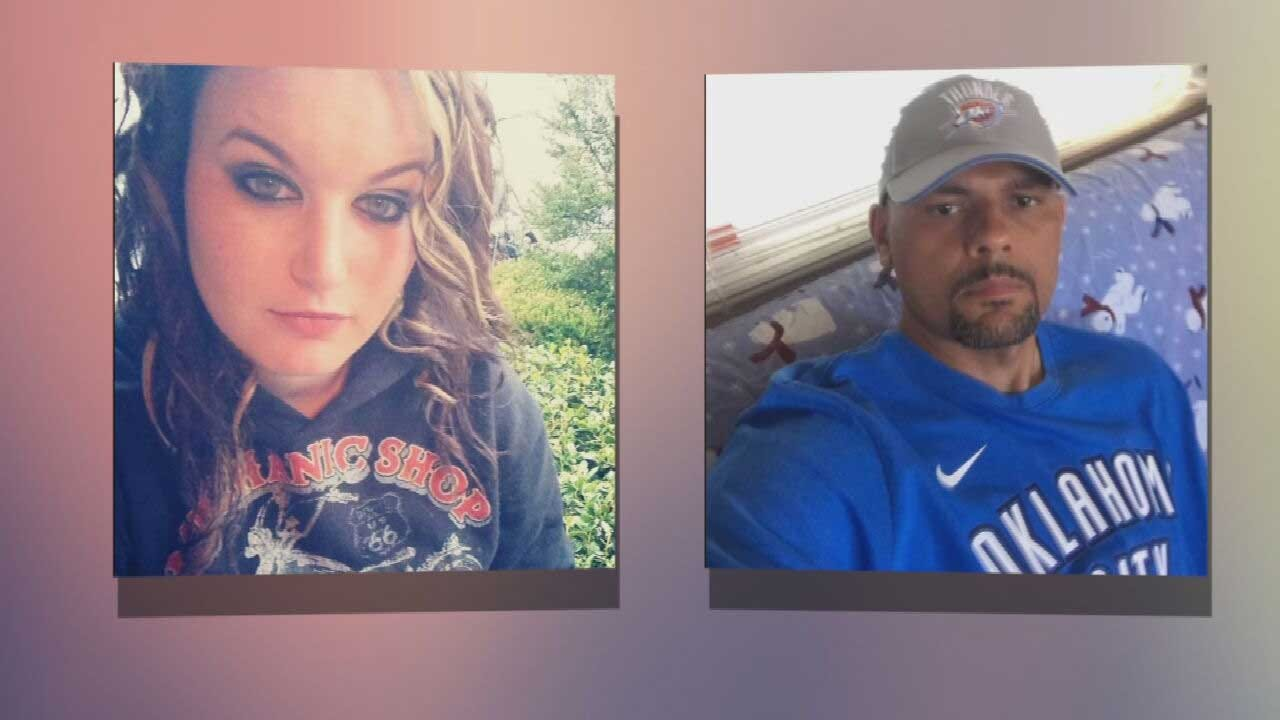 Community Mourning After Domestic-Related Double-Murder, Suicide At Duncan Walmart Parking Lot