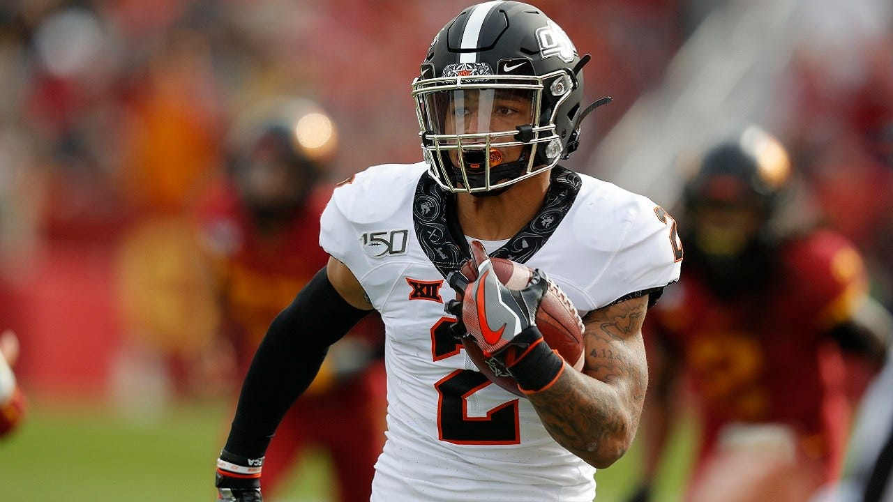 Star Receiver Tylan Wallace Tears ACL, Out For Season