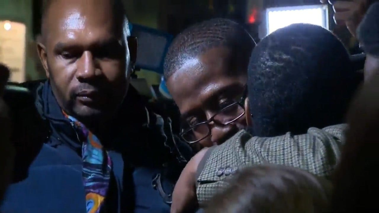 3 Baltimore Men Exonerated After Serving 36-Years In Prison For Teen's Murder