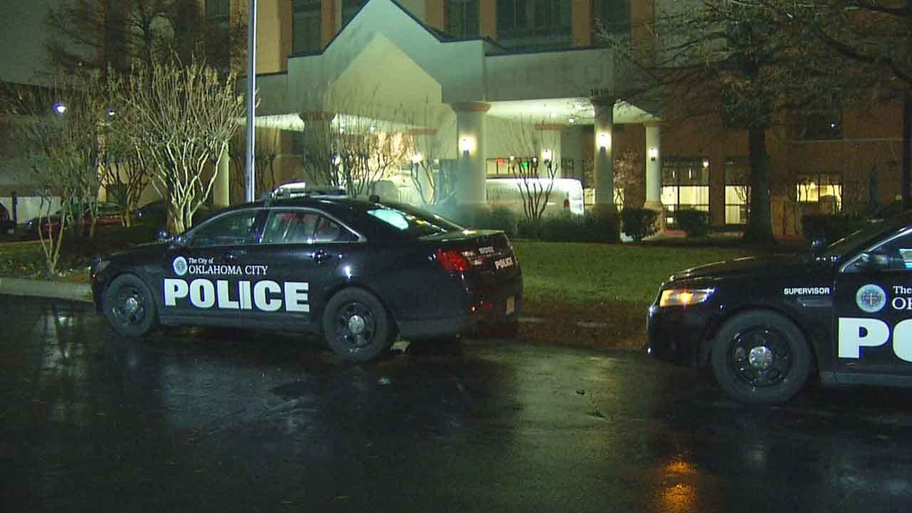 Police Investigate Deadly Shooting Allegedly Involving Bondsman At Hotel In SW OKC
