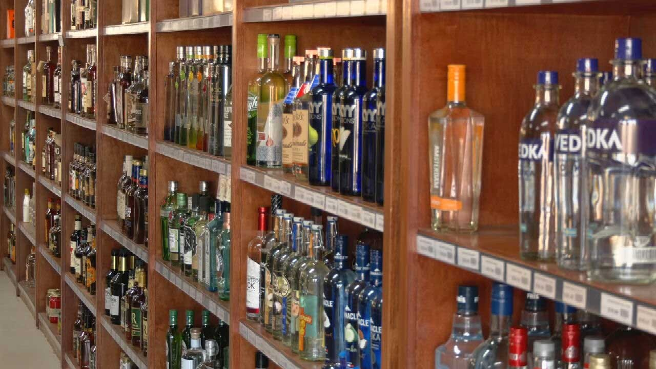 Oklahoma State Supreme Court Hears Argument Over Liquor Distribution