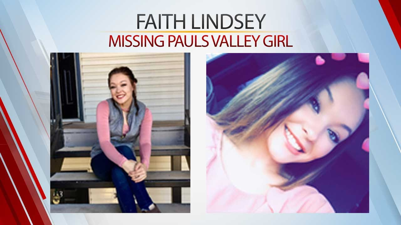 OSBI, Volunteers Gather To Search For Missing Pauls Valley Teen