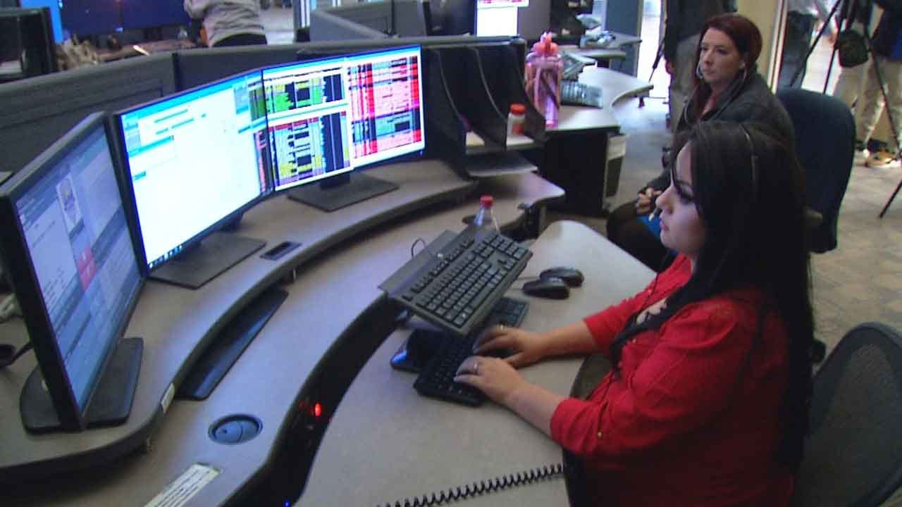 4 Oklahoma Counties Roll Out 'Text-To-911' System