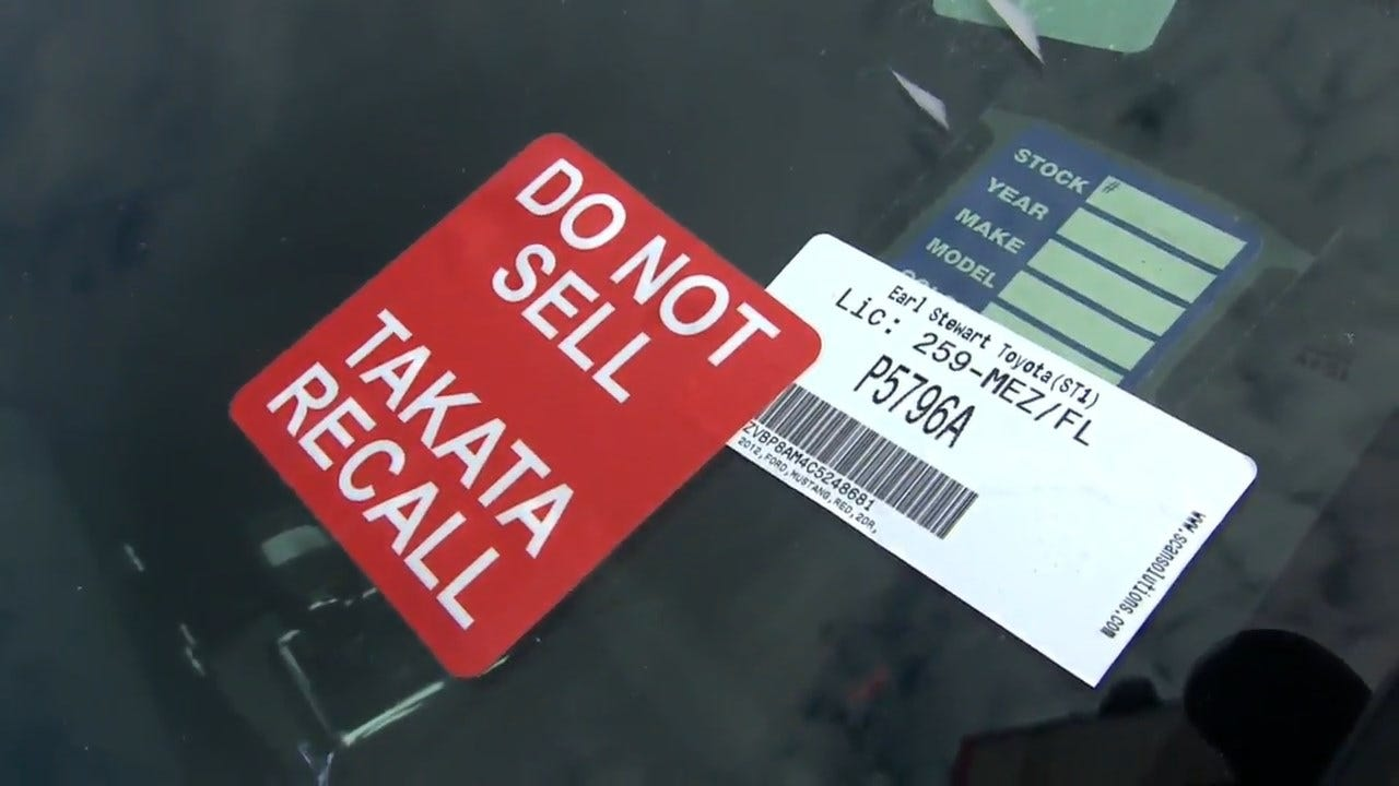 AutoNation Accused Of Selling Vehicles With Unrepaired Safety Recalls